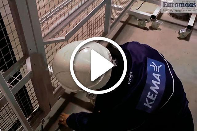 Euroflex draadmatten industrie