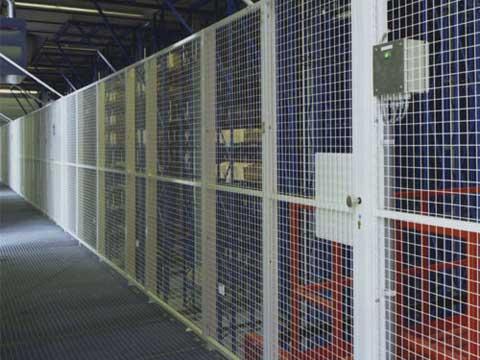 modulaire gaasmatten ter beveiliging